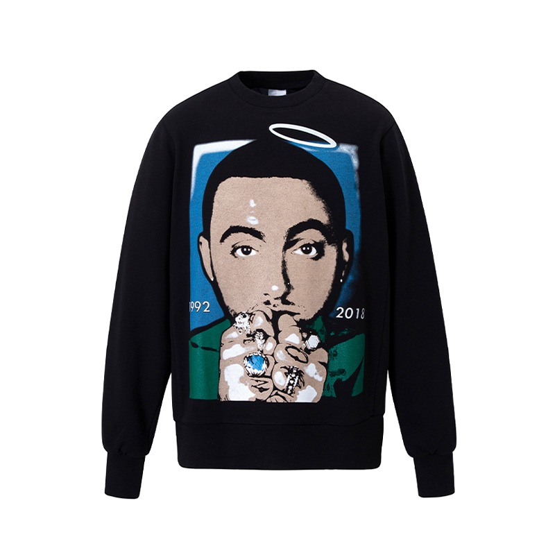 MAC MILLER SWEATSHIRTS
