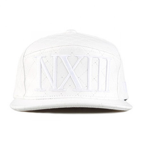 [NASTY PALM] NASTY ROYAL STRAPBACK (WHITE)