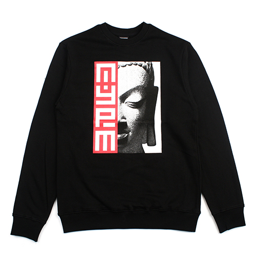 [NASTY PALM] SAGE ASIA SWEATSHIRTS (BLACK)