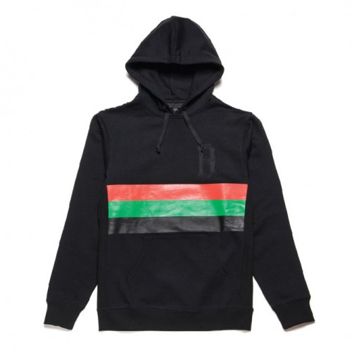 [BLACK SCALE] SIX DEGREES OF SEPERATION HOODY (BLACK)