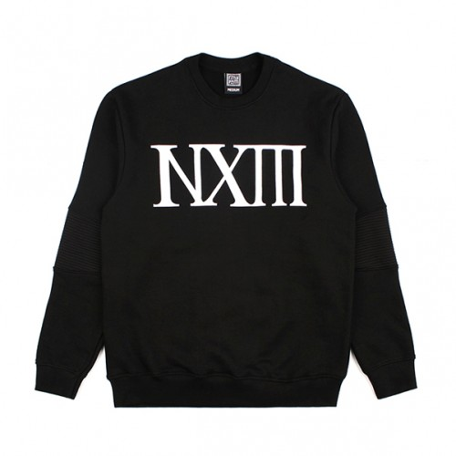 [NASTY PALM] NXM BLACK KNIGHT SWEATSHIRTS (BLACK)