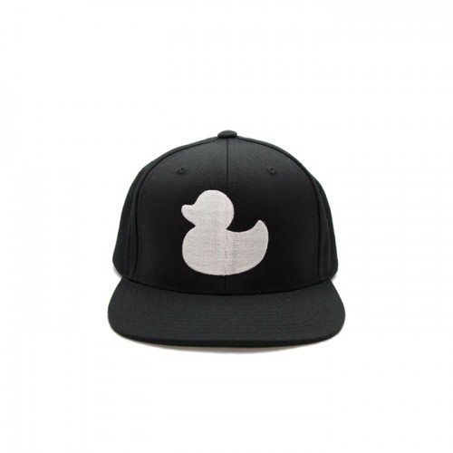 "[$ SHOP SALE] [KANEZ] ""RUBBER DUCKY"" SNAPBACK (BLACK)"