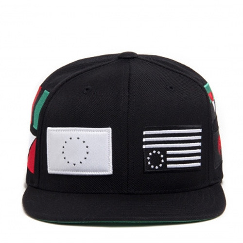 [BLACK SCALE] PANDEMIC SNAPBACK, BLACK