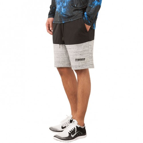 [ELWOOD] THE MESH SPORT SHORTS IN GREY