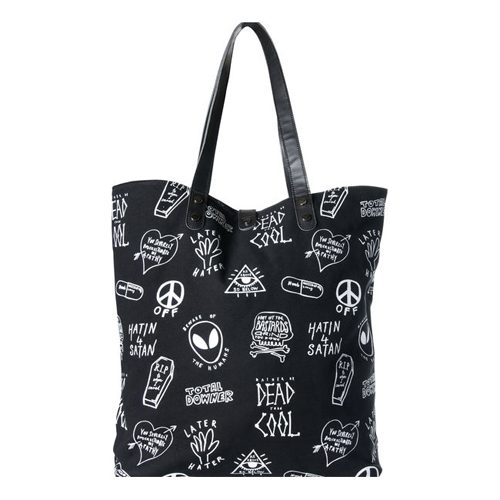 [DISTURBIA] DOWNER TOTE BAG