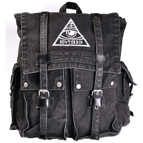 [DISTURBIA] ALL-SEEING BACKPACK