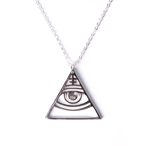 [DISTURBIA] HOUSE OF WOLVES 'ORACLE' NECKLACE