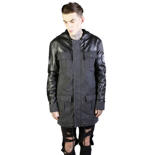 [DISTURBIA] WE OWN THE NIGHT PARKA