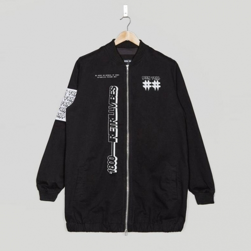 [BEEN TRILL UK] LONG BOMBER JACKET