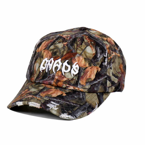 [쿠드그라스 연말 FINAL SALE] [PESOSX] CHAOS DISTRESSED HAT