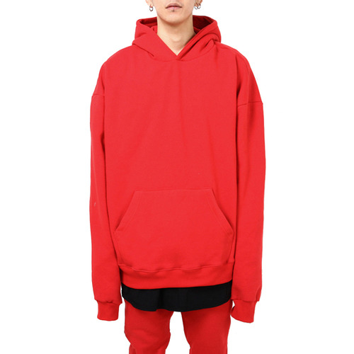 [XSACKY] SWEAT HOODIE RED