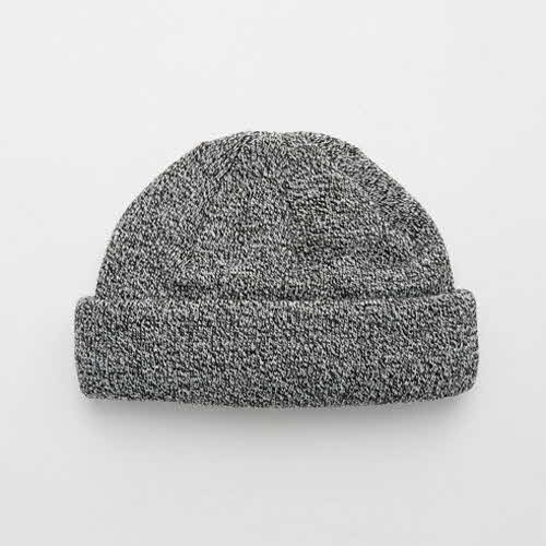 [ASOS] MINI FISHERMAN BEANIE IN TWIST