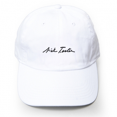[$ SHOP SALE] [KANEZ] NICK TESTER POLO CAP WHITE