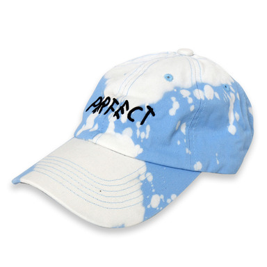 [쿠드그라스 연말 FINAL SALE] [EPTM] BLEACHED SKY BLUE DAD CAP