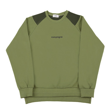 [OBH] GRAPHIC CREW SWEAT