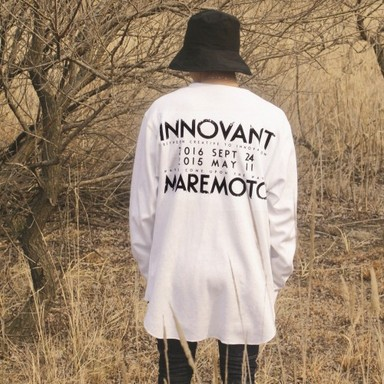 [INNOVANT] INNOVANT x MAREMOTO LONG SLEEVE (WHITE)