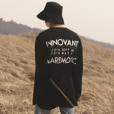 [INNOVANT] INNOVANT x MAREMOTO LONG SLEEVE (BLACK)