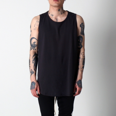 [$ SHOP SALE] [EPTM] HEAVY WEIGHT 2.0 TANK TOP (BLACK)