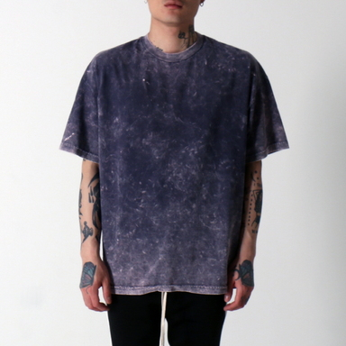 [$ SHOP SALE] [EPTM] MINERAL BOX TEE (PURPLE)