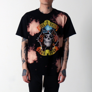 [$ SHOP SALE] [VINTAGE WEAR LA] GUNS AND ROSES APPETITE TOUR 1988 TEE