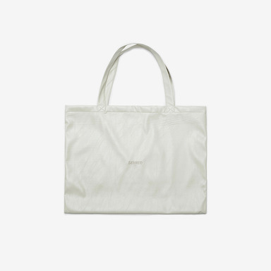 [D.PRIQUE] TOTE BAG / NATURAL