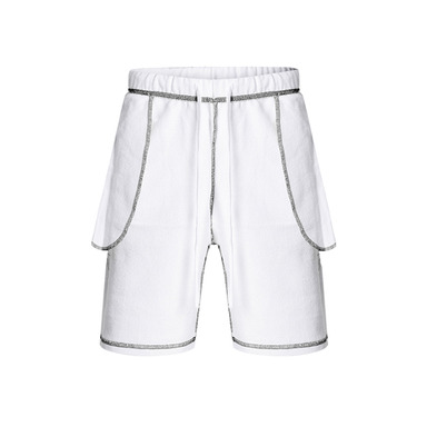 [SAINT SHOW] REVERSIBLE INSIDE OUT SHORT PANTS WB