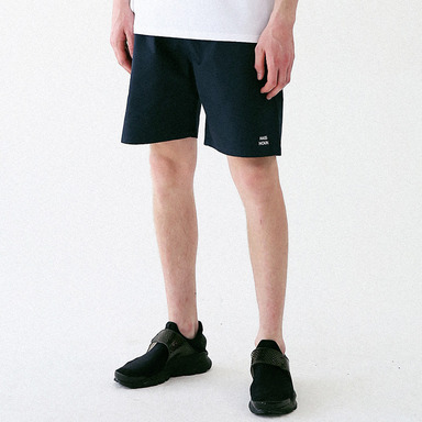 [MASSNOUN] LIGHTGRAYISH SHORT PANTS MUVSP001-NV