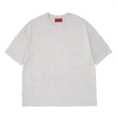 [DEADEND] GREY SHORT SLEEVE