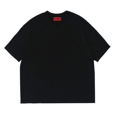 [DEADEND] BLACK SHORT SLEEVE