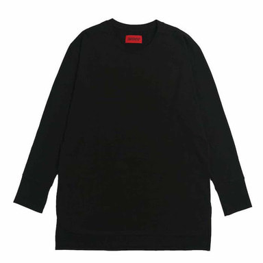 [DEADEND] BLACK SET IN RAGLAN SLEEVE V2