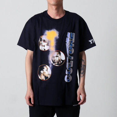 [$ SHOP SALE] [YRN] CULTURE CARTEL TEE (BLACK)
