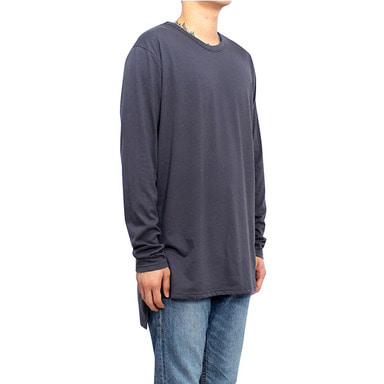[CLACO] LONG STAIRS SLEEVE V2 (DARK GRAY)