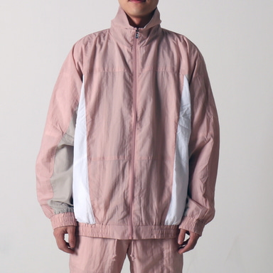 [FINAL SALE] [EPTM] FLIGHT JACKET (DUSTY PINK)
