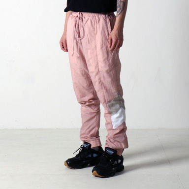 [$ SHOP SALE] [EPTM] FLIGHT PANTS (DUSTY PINK)
