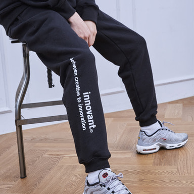 [INNOVANT] SWEAT PANT (BLACK)