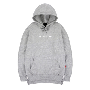TRIPSHION SPACE HOODIE - GRAY
