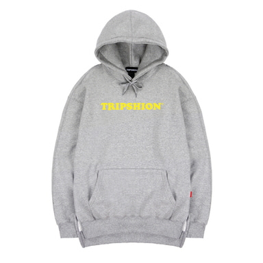 TRIPSHION SPAAM HOODIE - GRAY
