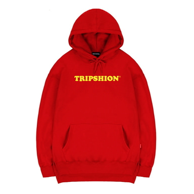 TRIPSHION SPAAM HOODIE - RED