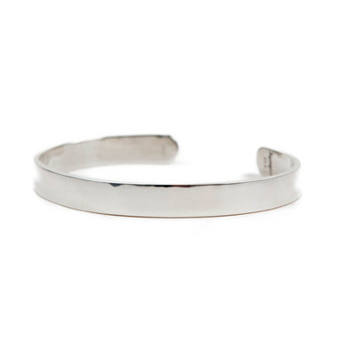 [AGINGCCC] 257# BASIC SILVER BANGLE