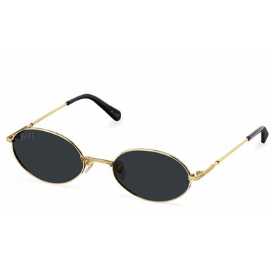 [30% 팝업세일] [9FIVE] 40 24K GOLD SUNGLASSES RX (GOLD)