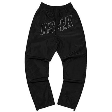 [2018 SPRING SEASON OFF] [NSTK] NELEMENT PANTS (BLK)