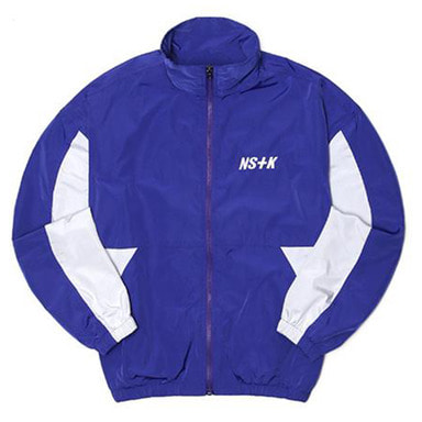 [NSTK] JETZ TRACK JACKET (PURPLE)
