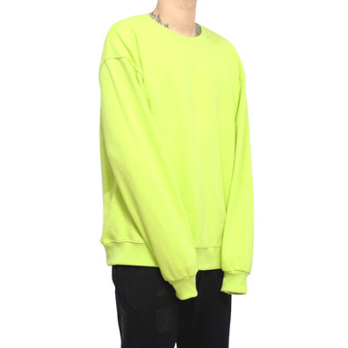 [CLACO] STITCH SWEAT SHIRTS V2 (NEON)