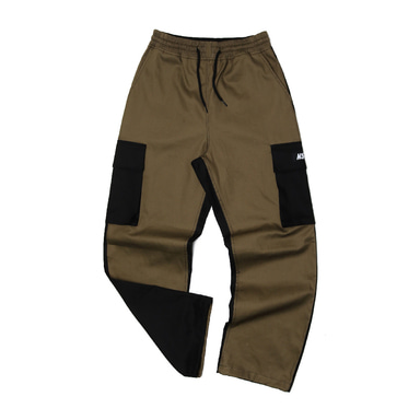 [2018 SUMMER SALE] [NSTK] NLMT 2FACE CARGO PANTS (KHAKI)