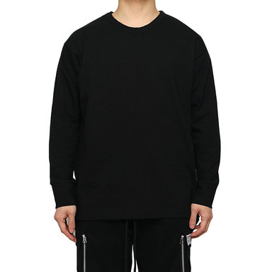 [DEADEND] BLACK QUOTE LONG SLV