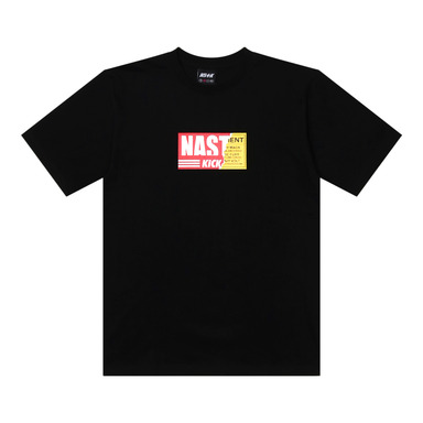 [2018 SUMME SALE] [NSTK] NSTK NELEMENT TEE (BLK)
