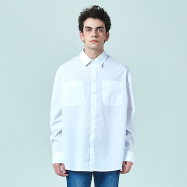 [DEADEND] WHITE QUOTE SHIRTS
