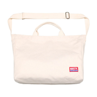 [2018 SUMMER SALE][NSTK] NELEMENT 2WAY BAG (IVORY)