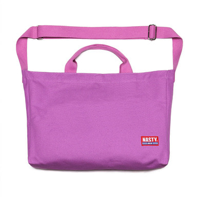[2018 SUMMER SALE][NSTK] NELEMENT 2WAY BAG (PURPLE)