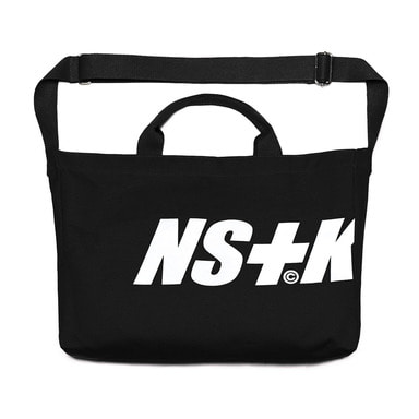 [2018 SUMMER SALE][NSTK] NSTK 2WAY BAG (BLK)